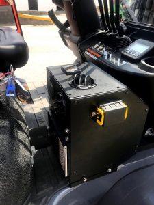 Compact floor mount A/C (14K BTU) & Heater (19K BTU) engineered by ATC.
