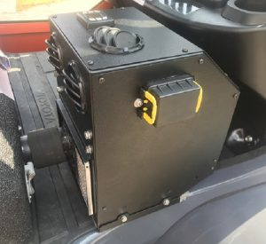 #890131 Compact floor mount A/C & Heater - Engineered HVAC solutions by ATC.