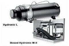 Hydronic M & L Series Coolant Heaters. Ideal for Commercial & Industrial applications.