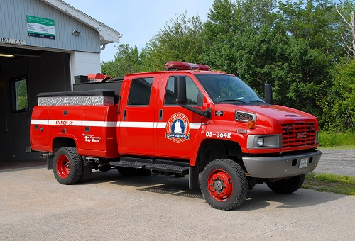 "Brush Fire attach and ""HotShot"" support vehicles require enhanced cooling systems to ensure comfort for Firefighters."