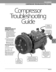AC Compressor Troubleshooting guide - Tech Tips from RedDot